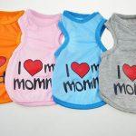 アイラブmommy Tシャツ